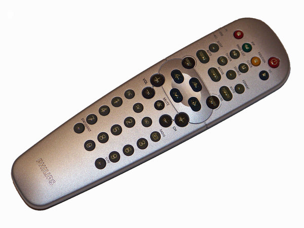 OEM Philips Remote Control Originally Shipped With: 17PF993637, 17PF993637I, 17PF993699
