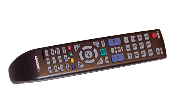 OEM Samsung Remote Control Originally Supplied With: PN64D560C2F, PN64D560C2FXZA
