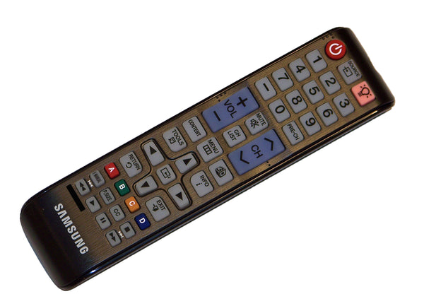 OEM Samsung Remote Control Originally Supplied With: UN55EH6070FXZA, UN55EH6070FXZATH01, UN55FH6030FXZA