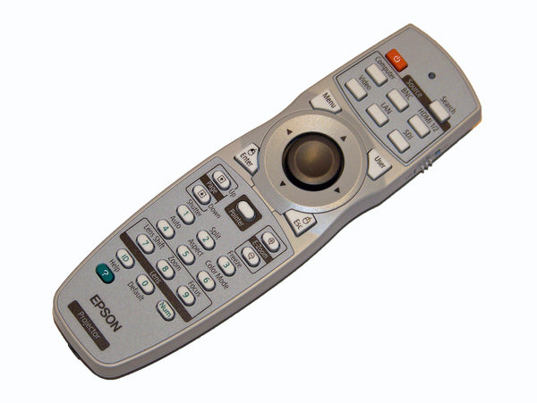 OEM Epson Projector Remote Control Originally Shipped With EB-Z8355W, EB-Z8450WU