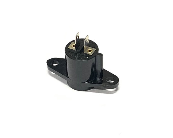 OEM LG Microwave Lamp Holder Light Bulb Socket Originally Shipped With LMV1631SW, LMV1611SB, LMV1762ST, LMV1762SB
