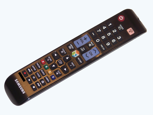 OEM Samsung Remote Control Originally Supplied With: UN75ES9000F, UN75ES9000FXZA
