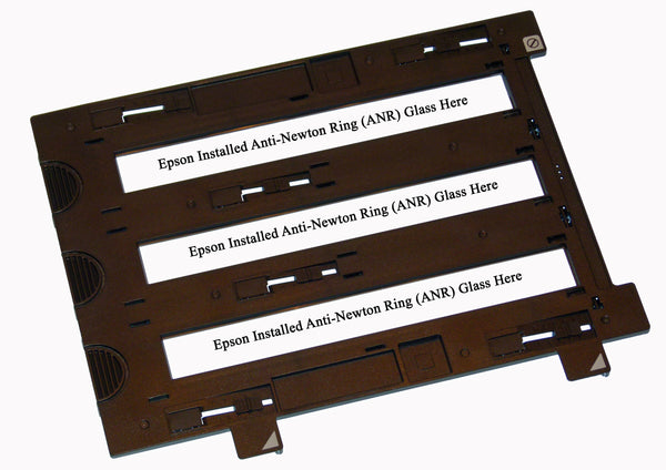 Epson Perfection V850 - 35mm Film Holder Film Guide With ANR Glass!