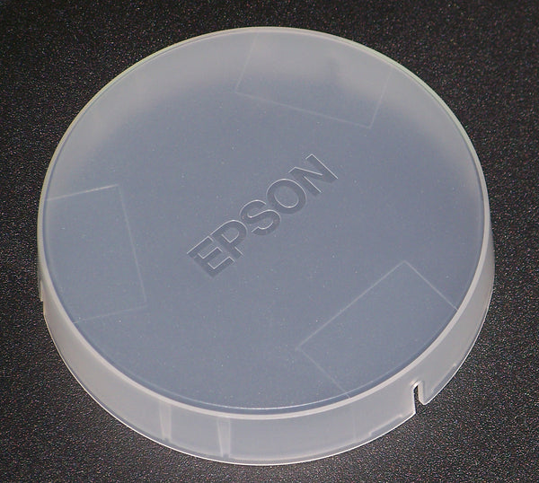 OEM Epson Projector Lens Cap Originally Shipped With PowerLite 5530U, PowerLite 5535U, PowerLite Pro G6270W