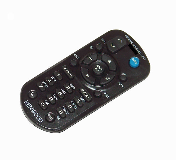 OEM Kenwood Remote Control Originally Shipped With: DPX308, DPX-308, DPX308U, DPX-308U, KDC148, KDC-148