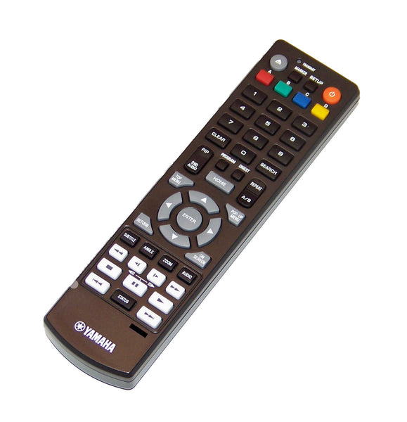 OEM Yamaha Remote Control Originally Shipped With: BD-S667, BDS667
