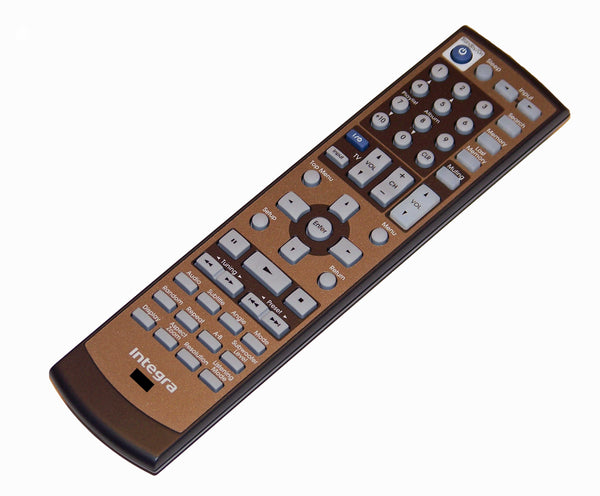 OEM Integra Remote Control Originally Shipped With: DSR-4.8, DSR4.8