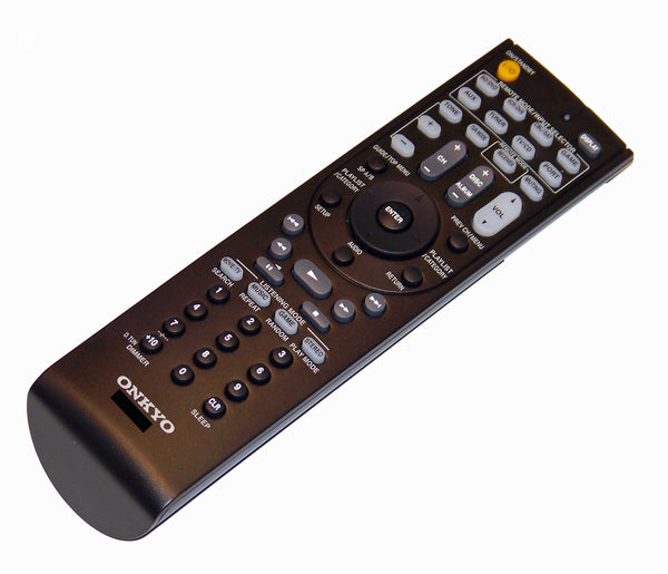 OEM Onkyo Remote Control Originally Shipped With: HTS5305, HT-S5305, TXSR308, TX-SR308