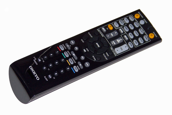 OEM Onkyo Remote Control Originally Shipped With: HTS7409, HT-S7409, HTS8409, HT-S8409