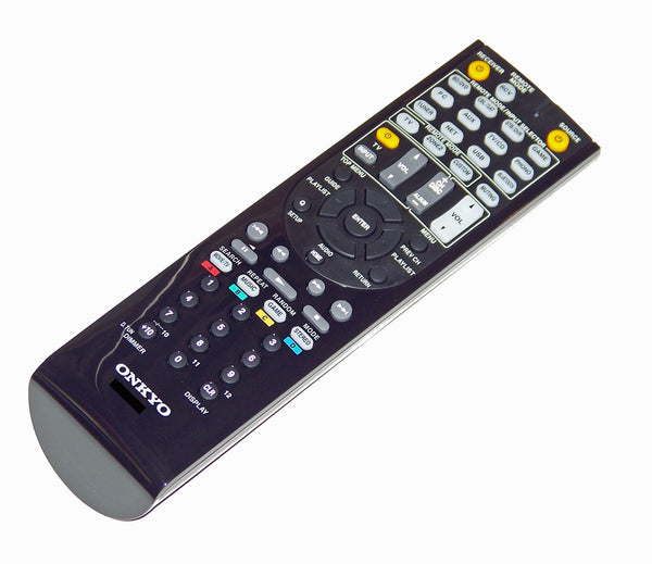 OEM Onkyo Remote Control Originally Shipped With: HTR693, HT-R693, HTR993, HT-R993
