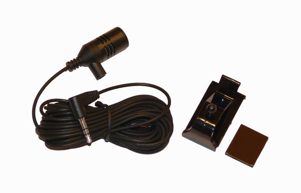OEM Alpine Microphone - Specifically for CDE125BT, CDE-125BT, CDE126BT, CDE-126BT, CDE133BT, CDE-133BT