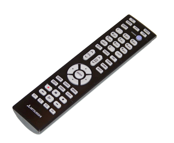 OEM Mitsubishi Remote Control Originally Shipped With WD65735, WD-65735