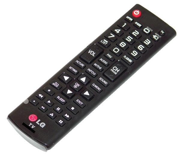 OEM LG Remote Control Originally Shipped With: 65LB5200, 65LB5200UA, 65LB5200-UA