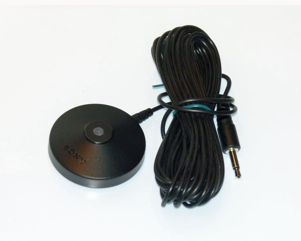 OEM Sony Measurement Microphone Originally Shipped With: HTDDW7500, HTD-DW7500, STRDG1100, STR-DG1100, STRK900, STR-K900