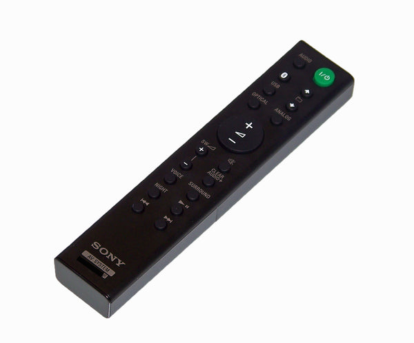 OEM Sony Remote Control Originally Shipped With: HTCT80, HT-CT80, HTCT80BT, HT-CT80BT