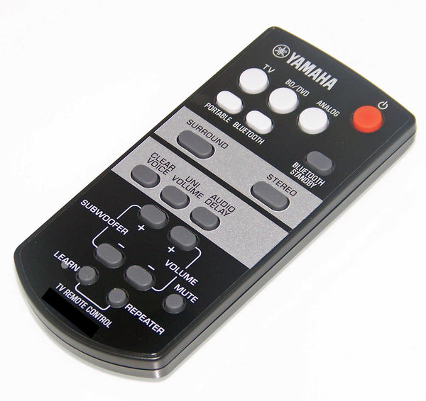 OEM Yamaha Remote Control Originally Shipped With: ATS-1520, ATS1520