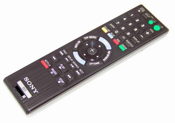 OEM Sony Remote Control Originally Shipped With: BDP-S790, BDPS790