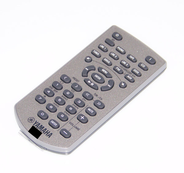 OEM Yamaha Remote Control Originally Shipped With: RS700, R-S700
