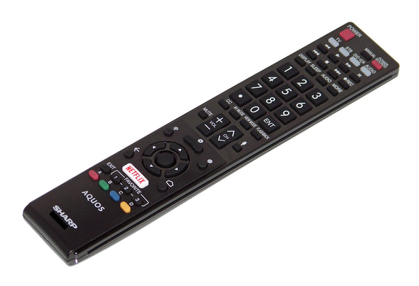 OEM Sharp Remote Control Originally Shipped With LC70UC30U & LC-70UC30U