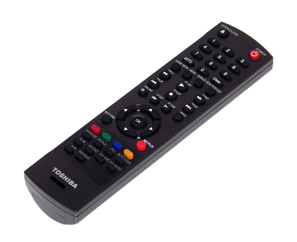 OEM Toshiba Remote Control Originally Shipped With BDX2250KU & BDX4150