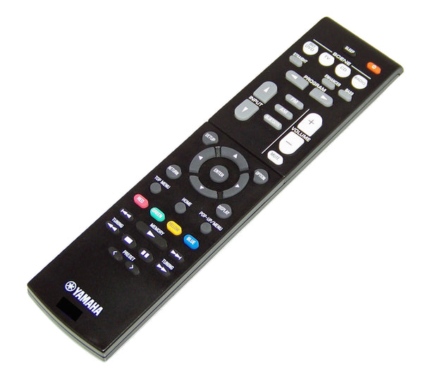 OEM Yamaha Remote Control Originally Shipped With: YHT4920, YHT-4920, YHT4920UBL, YHT-4920UBL
