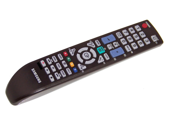 NEW OEM Samsung Remote Control Specifically For PN42C430A1DXZC, PL42C433A4DXZX