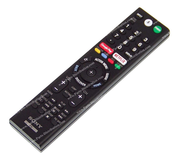 NEW OEM Sony Remote Control Originally Shipped With XBR49X800E, XBR-49X800E