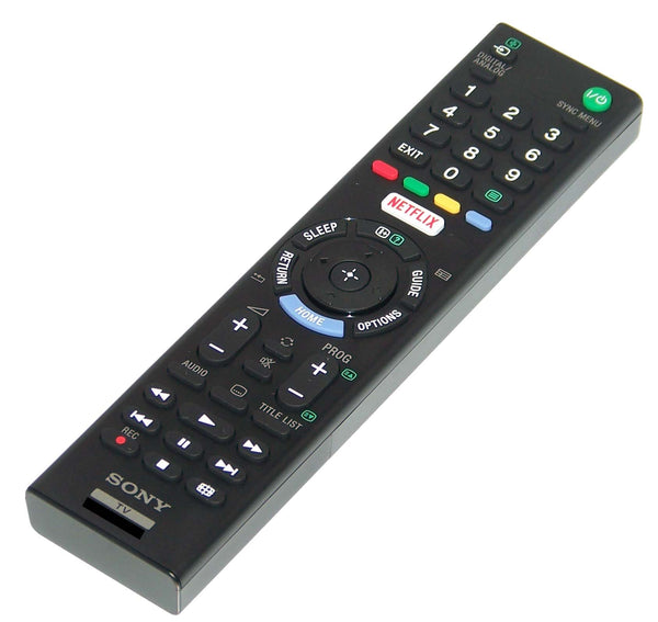 NEW OEM Sony Remote Control Originally Shipped With KDL49WD751, KDL-49WD751, KDL32WD605, KDL-32WD605