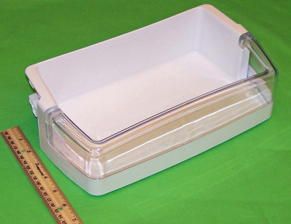 NEW OEM LG Refrigerator Door Bin Basket Shelf Originally Shipped With LRFD22850SW, GMF228JSKA, GMF228JTTA, GMB238JVAH