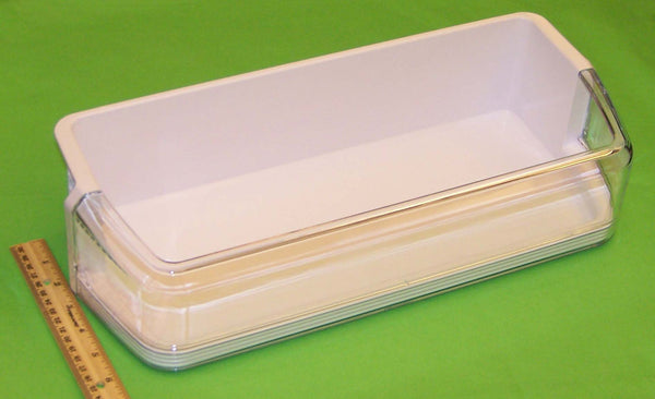 NEW OEM Samsung Refrigerator Door Bin Basket Shelf Originally Shipped With RSG257AABP/XAA, RSG257AARS, RSG257AABP