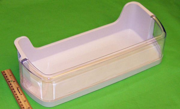 NEW OEM Samsung Refrigerator Door Bin Basket Shelf Originally Shipped With RS263TDBP, RS25H5121SR/AA (0001)