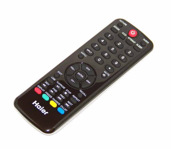 NEW OEM Haier Remote Control Originally Shipped With LE29F2320B, LE32F2220C