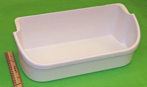 NEW OEM Frigidaire Refrigerator Door Bin Basket Shelf Originally Shipped With FRS6R3JB7, FRS6R3JW0, FRS6R3JW1