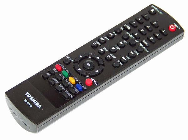 OEM Toshiba Remote Control Originally Shipped With BDK33KU, BDX3300KU