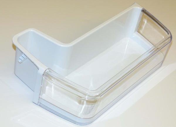 NEW OEM Samsung Refrigerator Bin - Left Door Bottom Originally Shipped With RFG298HDRS, RFG298HDRS/XAA