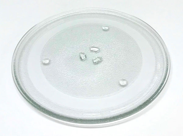 OEM Samsung Microwave Glass Cooking Tray Plate Originally Shipped With MT1088SB, MT1088SB/XAA, MW1030BA