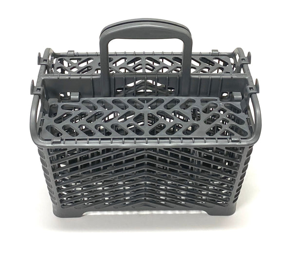 OEM Maytag Dishwasher Silverware Flatware Utensil Basket Originally Shipped With DWC7302AAB, DWC7302ABB, DWC7400AAW