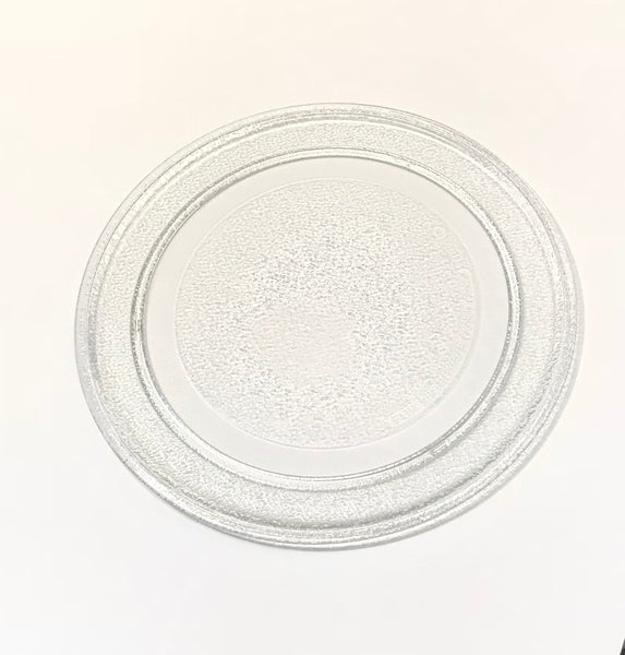 OEM Haier Microwave Glass Plate Turntable Shipped With ZHMC725SESS, HMC725SESS
