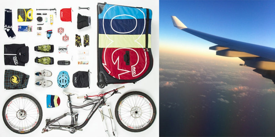 Flying with a Bike? Use a Bike Travel Bag