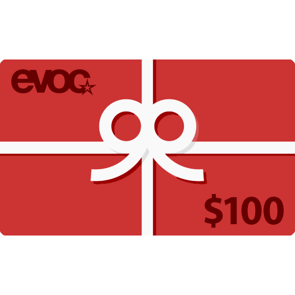 Evoc Gift Card for Special Occasions or Holiday Shopping