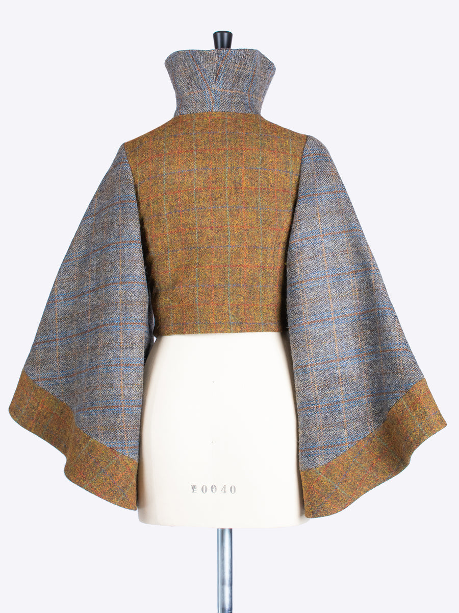 Independent fashion label - Edwardian style wool jacket