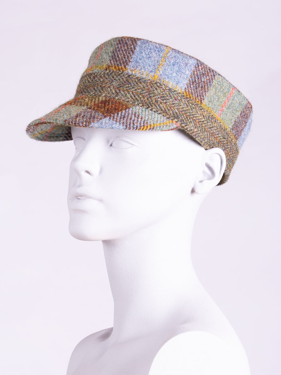 Sustainable luxury - casual headwear