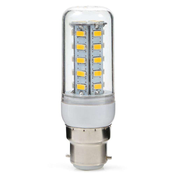 B22 4W AC 110V 400LM SMD-5730 3000K 36 LEDs Corn Light - 1bigshop