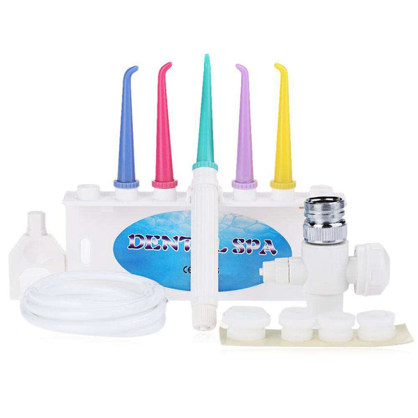 Convenient Tooth Care Professional Water Flosser Oral Irrigator Dental SPA Cleaner - 1bigshop