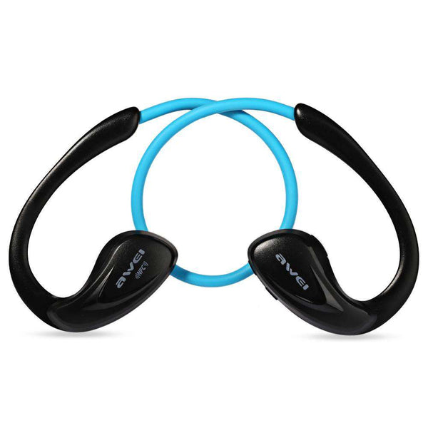 Awei A880BL Wireless Bluetooth V4.0 Headphones Sports Stereo Earphones - 1bigshop