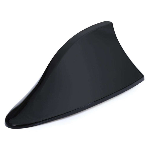 Universal Car Roof Mounted Shark Fin Shaped Antenna Signal Radio  Decorative Trim Stick - 1bigshop