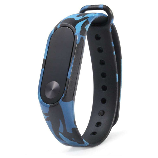 Fashion Camouflage Pattern Watch Strap for Xiaomi Mi Band 2 - 1bigshop