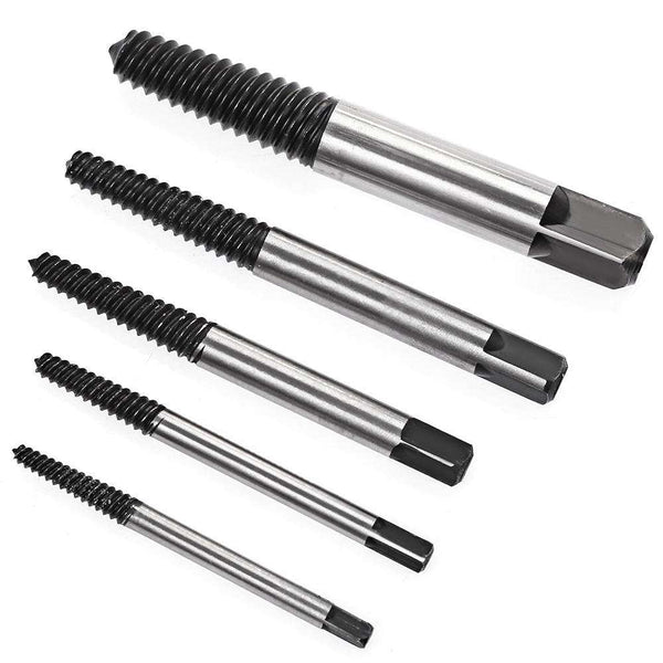 5PCS 3mm-19mm Screw Extractor Set Small Tool - 1bigshop