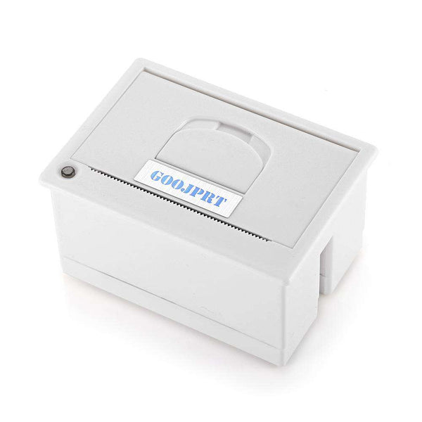 GOOJPRT QR204 58mm Micro Embedded Receipt Thermal Printer RS232 / TTL + USB Panel - 1bigshop
