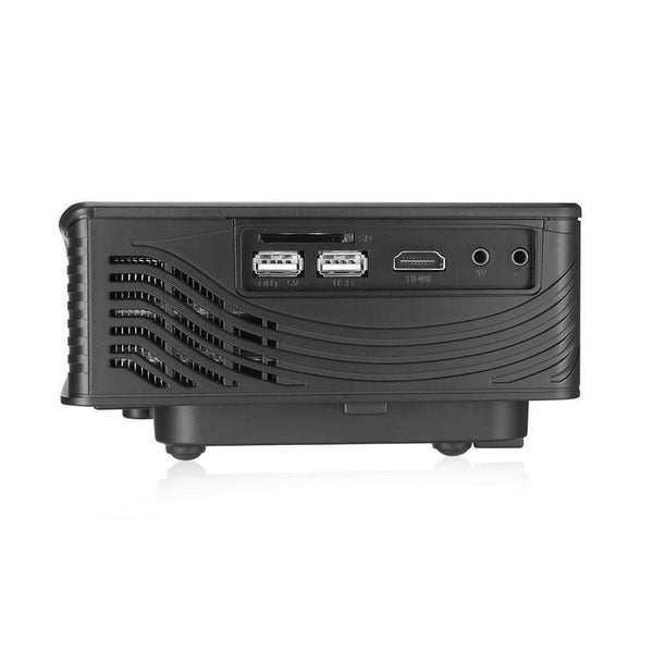 GP - 10 Video Projector 2000 Lumens 800 x 480P Support 1080P - 1bigshop